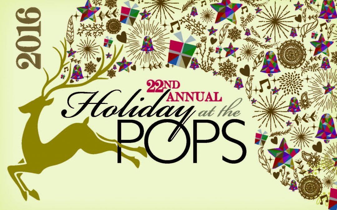 Holiday at the Pops 2016