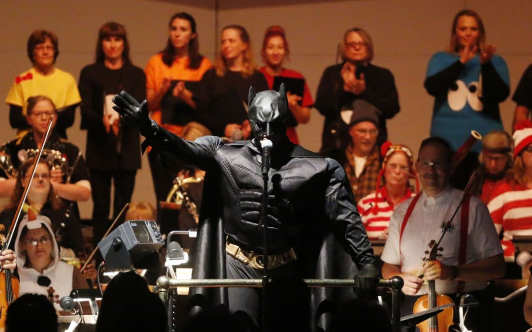 Batman with Chorus
